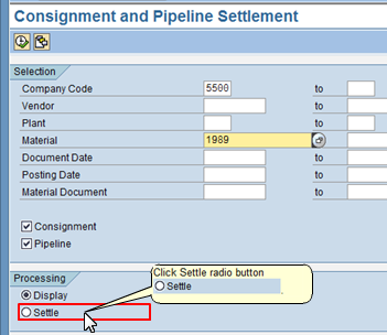 Vendor Consignment Process in SAP - Free SAP MM Training