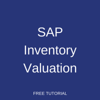 SAP Inventory Valuation