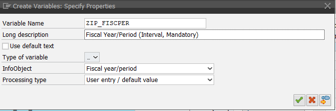 Create Variables:Specify Properties (1)