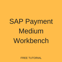 SAP Payment Medium Workbench