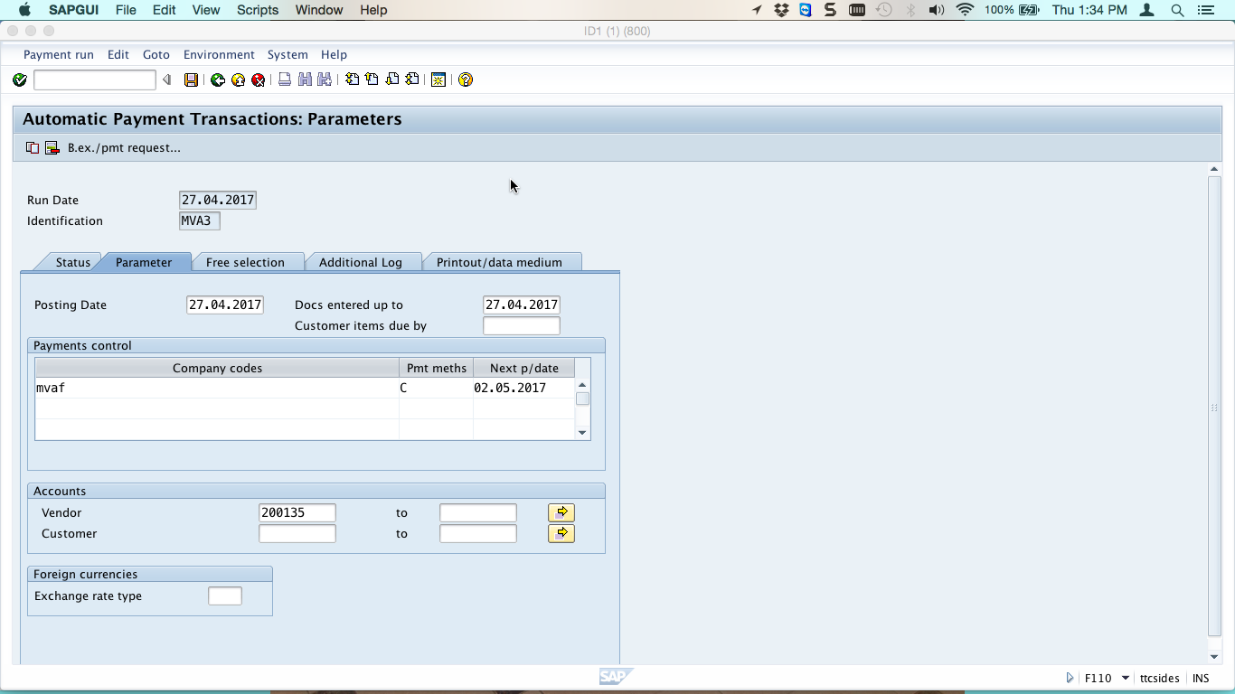 SAP Payment Medium Workbench Tutorial - Free SAP FI Training