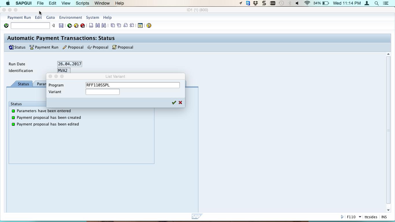 Display Blocked Accounts Program