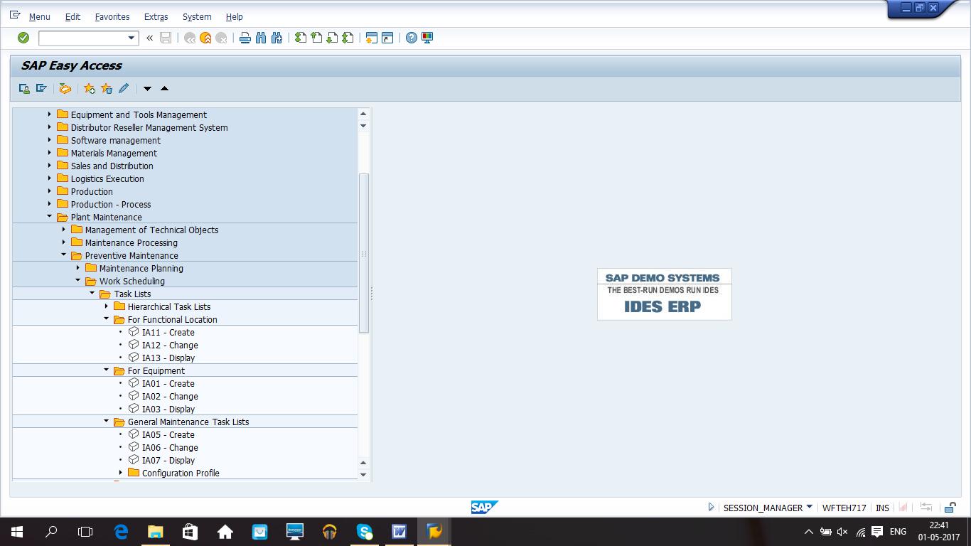 SAP PM Order Planning Tutorial - Free SAP PM Training