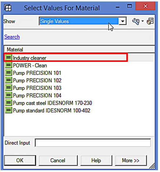 Filtering Functionality