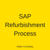 SAP Refurbishment Process