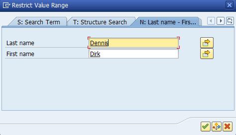 Figure 25: Search Help