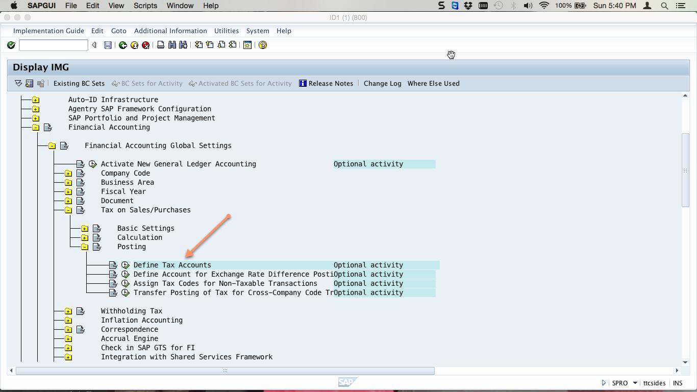 SAP Tax Configuration Tutorial - Free SAP FI Training