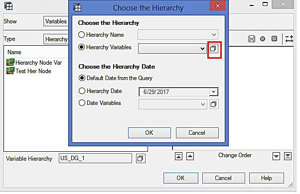 Choosing the Hierarchy (2)