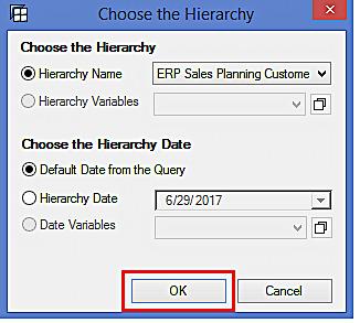 SAP BW Hierarchy Variable Tutorial - Free SAP BW Training