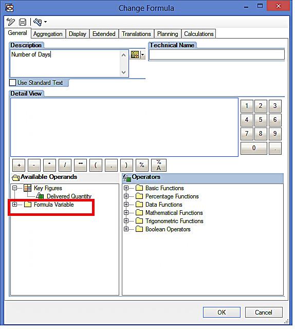 Creating a New SAP BW Formula Variable (1)