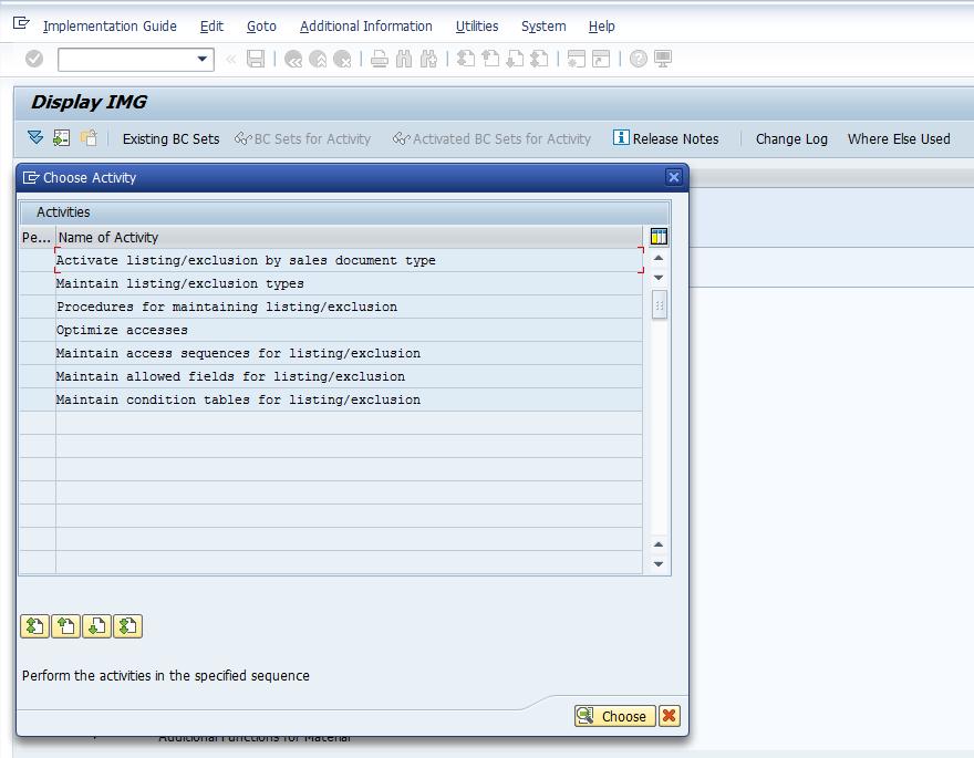 SAP Material Listing Tutorial - Free SAP SD Training