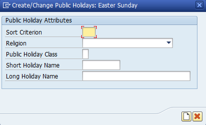 Figure 11: Easter Sunday