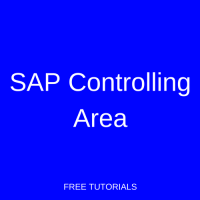 SAP Controlling Area