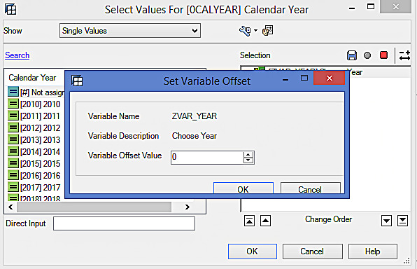 Setting Variable Offset (4)