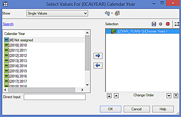 Setting Variable Offset (5)
