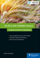 CO-PA in SAP S 4HANA Finance