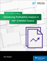 Introducing Profitability Analysis in SAP S 4HANA Finance