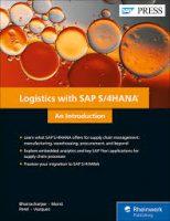 Logistics with SAP S 4HANA An Introduction
