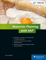 Materials Planning with SAP