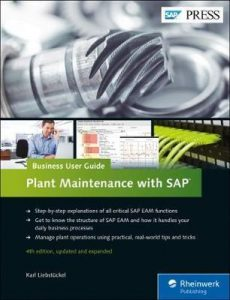 Plant Maintenance with SAP Business User Guide