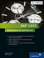 SAP CATS Configuration, Use, and Processes