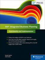 SAP Integrated Business Planning Functionality and Implementation