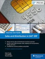 Sales and Distribution in SAP ERP Business User Guide