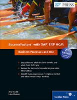 SuccessFactors with SAP ERP HCM Business Processes and Use