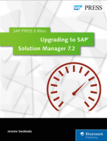 Upgrading to SAP Solution Manager 7.2