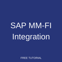 SAP MM FI Integration