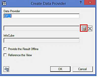 Creating Data Provider