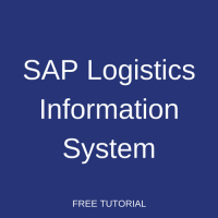 SAP Logistics Information System