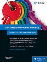 SAP Integrated Business Planning- Functionality and Implementation
