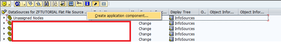 Creating an Application Component