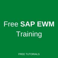 SAP EWM Training